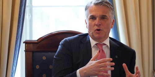 UBS slammed a Financial Times journalist for 'embarrassing reporting' and 'agenda journalism' after a minor mistake