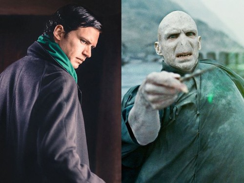 The highly anticipated 'Harry Potter' prequel movie about the rise of Voldemort is finally here