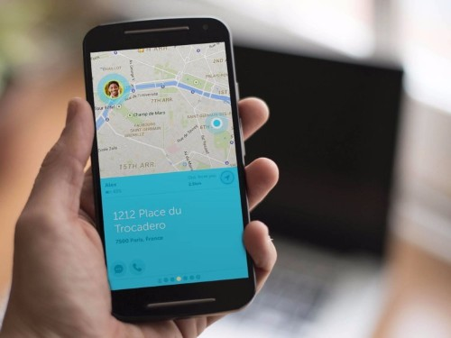 A French app that shares your location just got backed by one of Twitter's earliest investors