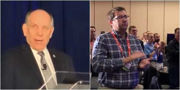 NWS chief leads standing ovation for forecasters who corrected Trump - Business Insider