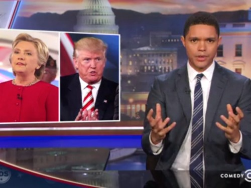 Trevor Noah totally rips apart Matt Lauer over his presidential forum: 'He was terrible'