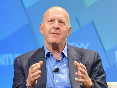 Goldman Sachs CEO David Solomon shares his best leadership advice