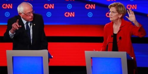 Working Families Party endorsed Elizabeth Warren over Bernie Sanders