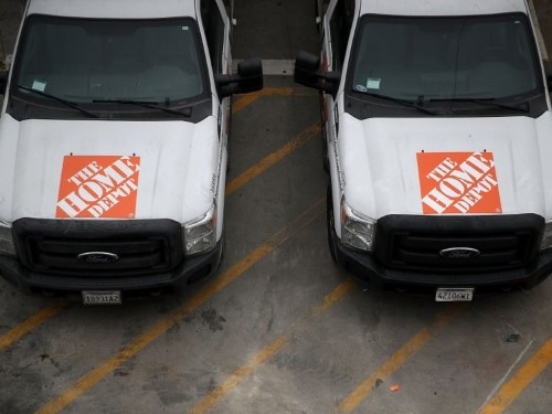 Home Depot is countering Amazon and Walmart with its own plan for next-day delivery