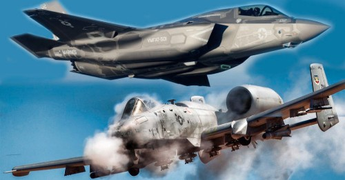 The F-35 and A-10 are finally going head to head to see which is better for close air su... - Business Insider