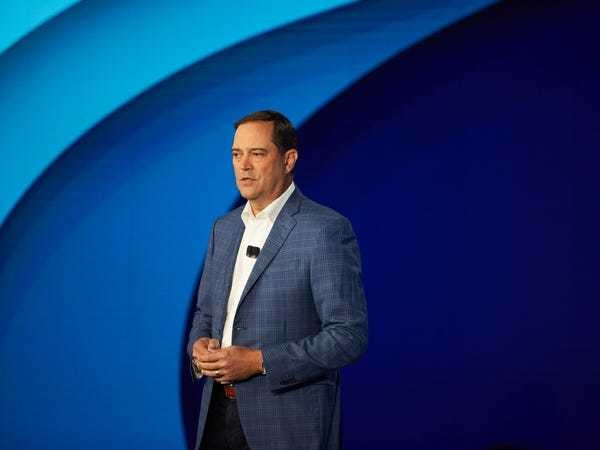 Cisco's CEO says selling a chip processor fits into its cloud strategy - Business Insider
