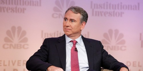 Billionaire hedge fund manager Ken Griffin trounced rival Steve Cohen in 2019 with a 19% return, but both underperformed the stock market