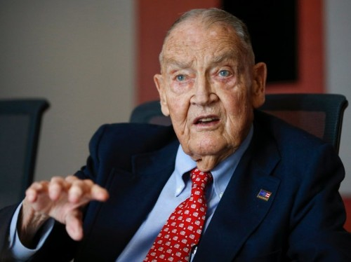 Vanguard founder John C. Bogle explains where most investors go wrong