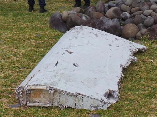 Malaysia just published a new theory about how the missing Flight MH370 fell into the ocean