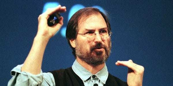 The Untold Story Of How Steve Jobs Reintroduced His Signature Design Style To Apple - Business Insider