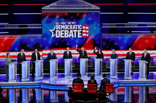 Fact checking the candidates claims after the second night of the first 2020 Democratic debates