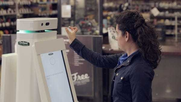Lowe's new warehouse robot - Business Insider