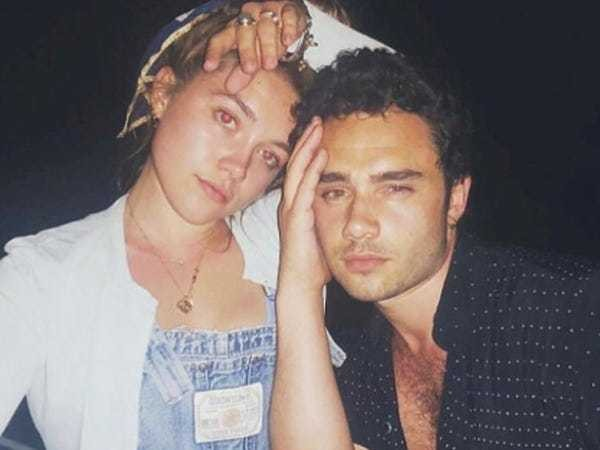Fans realize Florence Pugh has a brother who was in 'Game of Thrones' - Business Insider