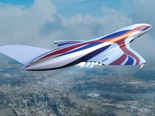 Space plane could fly people from Sydney to London in 4 hours by 2030s