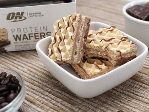 I've tried dozens of protein bars, and none of them compare to these mouthwatering wafer treats