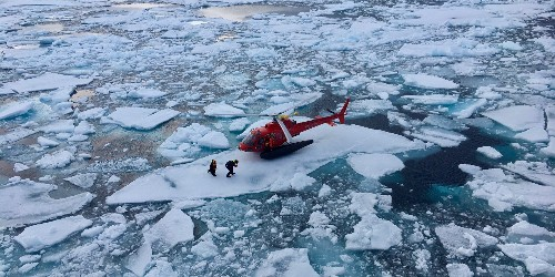 3 winners and 3 losers from a melting Arctic - Business Insider