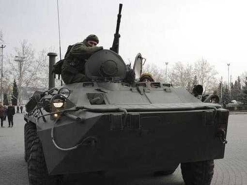 Neither US Nor NATO Has Plans For What To Do If Russia Intervenes In Ukraine