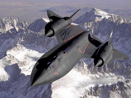 '107 feet of fire-breathing titanium': A US Air Force major describes flying the fastest plane in history