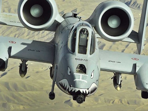 This One Video Shows Why The A-10 Is Loved By US Troops — And Totally Feared By The Enemy