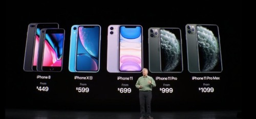'By Innovation Only'? Apple's iPhone 11 event should have been called 'By Iteration Only' instead.