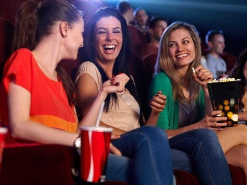 10 Of The Best Dine-In Theaters In America