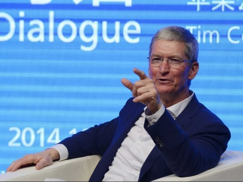 Apple just took out a $6.5 billion loan even though it's sitting on $178 billion in cash