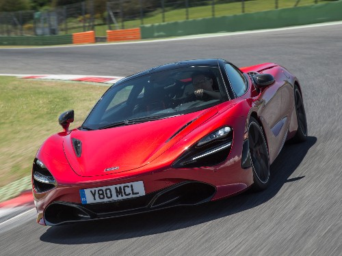 McLaren's new 720S racetrack drive proved car has soul