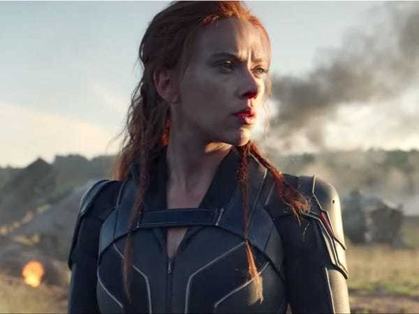 Marvel didn't tell 'Black Widow's' Scarlett Johansson about trailer release - Business Insider