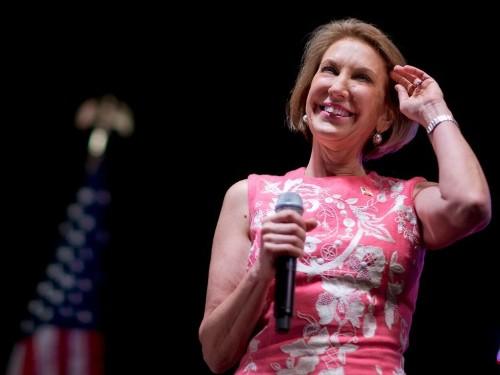 The remarkable life of Carly Fiorina, tech CEO turned presidential candidate