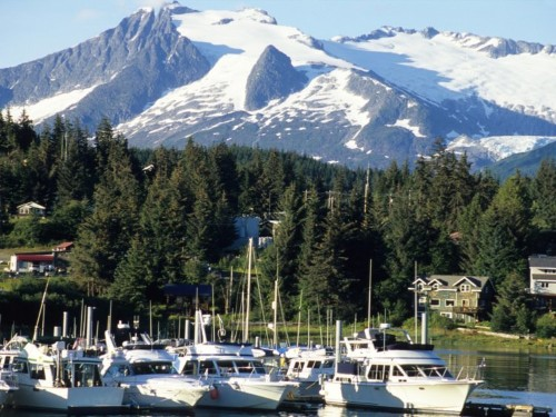 Southeast Alaska and northern Canada impacted by earthquake