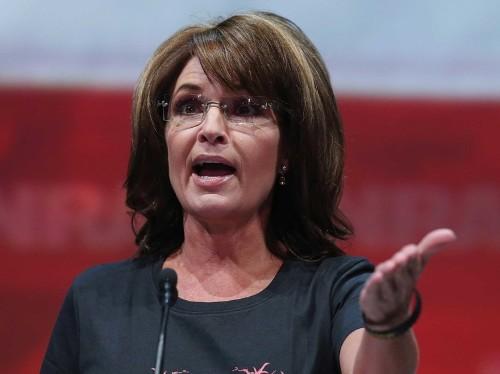 SARAH PALIN: 'I Owe America A Global Apology'