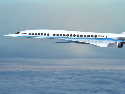Supersonic flights could return soon