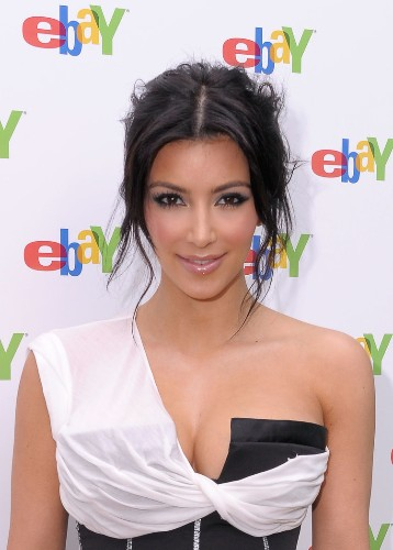 Before she was famous, Kim Kardashian had a successful eBay business