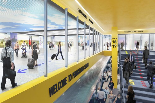 New York City's nightmarish Penn Station is getting a much-needed makeover