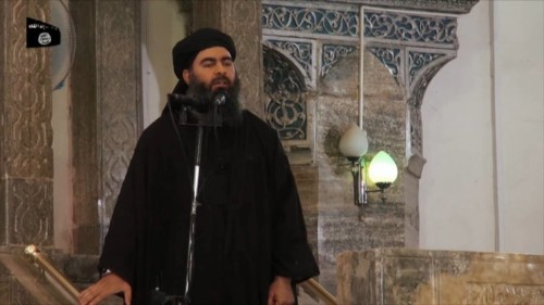 Here is the Army's declassified Iraq prison file on the leader of ISIS