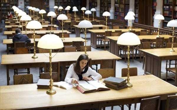 Natural selection may be decreasing human 'education genes' - Business Insider