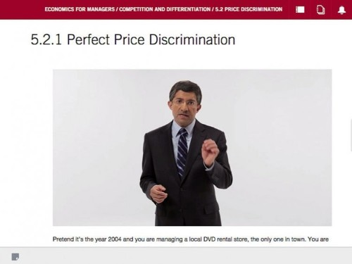 Harvard Business School's HBX CORe pre-MBA online course