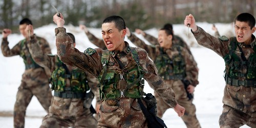 China's military power may surpass the US's faster than you think - Business Insider
