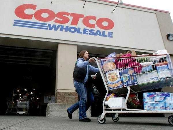 Costco's website outage could cost $11 million in sales - Business Insider
