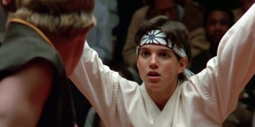 Everyone on set hated 'The Karate Kid' title while making the movie, according to star Ralph Macchio