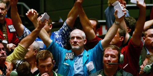 Stocks are euphoric after the Fed hinted it could cut rates within weeks — and analysts are freaking out