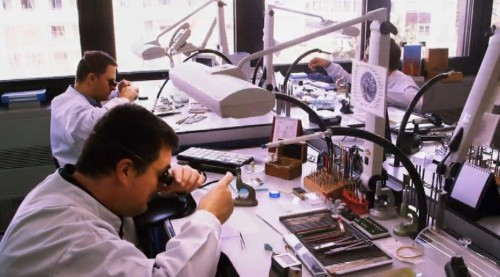 How Swiss Watchmaker Patek Philippe Handcrafts Its Famous $500,000 Watches