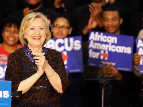 PROMINENT PROFESSOR: Hillary doesn't deserve the black vote for 2 big reasons