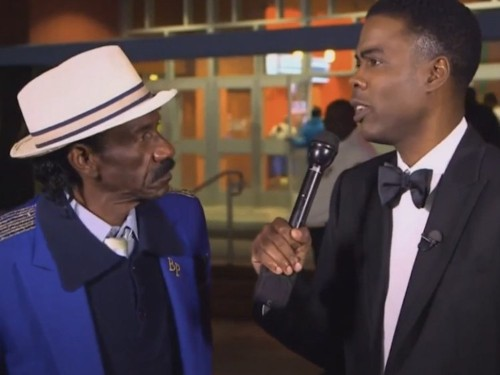Chris Rock talked to black people in Compton about what they think of Oscar movies