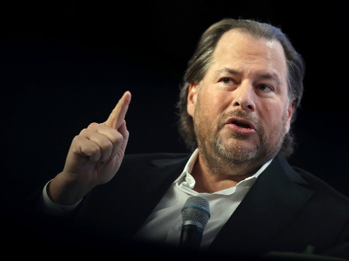 Marc Benioff is asking for higher taxes on ultra-wealthy Americans - Business Insider