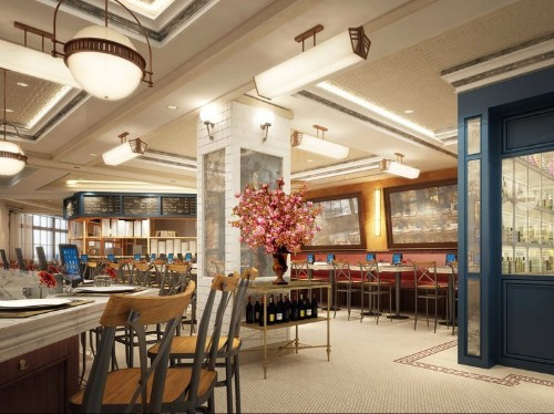 Newark Airport's $120-million renovation will amaze your eyes — and your taste buds