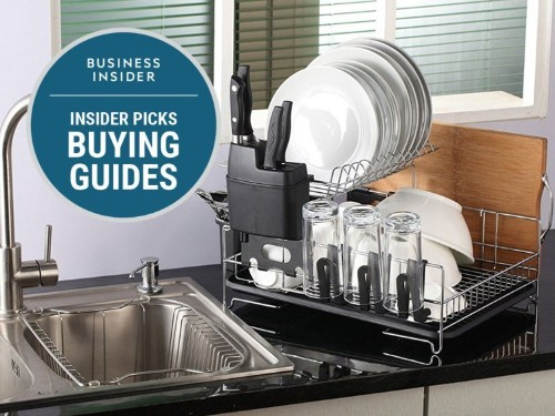 The best dish racks you can buy