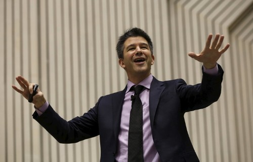 Uber CEO Travis Kalanick explains how to find 'the innovator's playground'