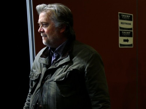 Steve Bannon's obsession with a dark theory of history should be worrisome