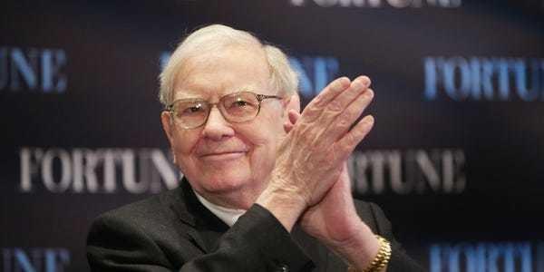 Warren Buffett: Mrs B, 89, would 'run rings around' Fortune 500 CEOs - Business Insider